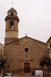 parroquia de sant andreu ivars durgell