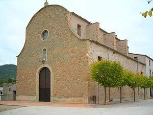parroquia de sant andreu maians