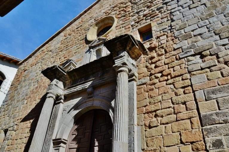 parroquia de sant andreu oliana