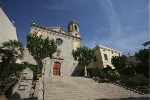 parroquia de sant andreu sant andreu de llavaneres