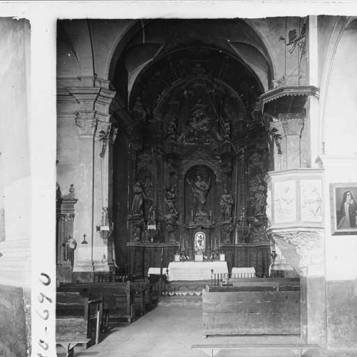 parroquia de sant andreu vandellos