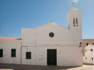 parroquia de sant antoni abat fornells