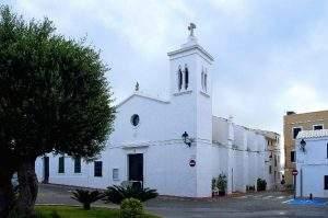 Parroquia de Sant Antoni Abat (Maò)