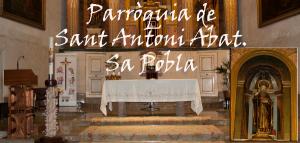 parroquia de sant antoni abat sa pobla