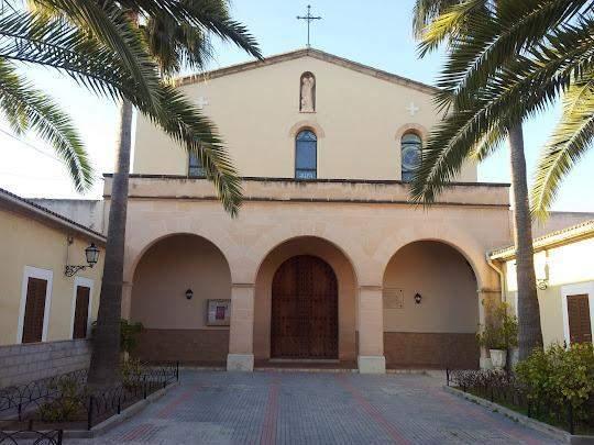 parroquia de sant antoni abat son ferriol palma de mallorca