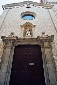 parroquia de sant antoni abat valls