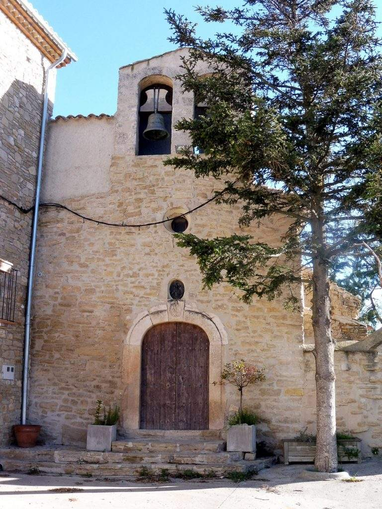parroquia de sant antoni de padua alberola