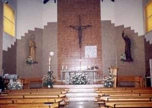 Parroquia de Sant Antoni de Pàdua (Llefià) (Badalona)