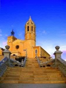 Parroquia de Sant Bartomeu i Santa Tecla (Sitges)