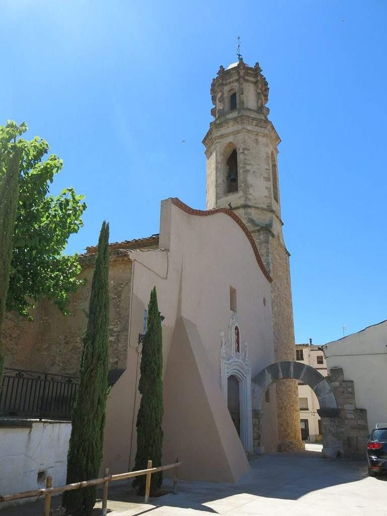 parroquia de sant bartomeu montferri