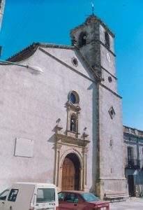 parroquia de sant bartomeu prat de comte