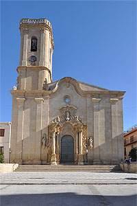 Parroquia de Sant Bartomeu (Riba-Roja d'Ebre)