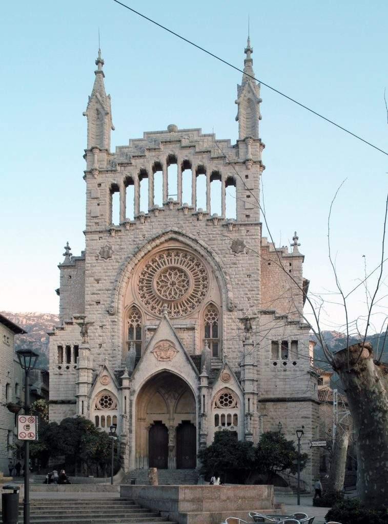 parroquia de sant bartomeu soller