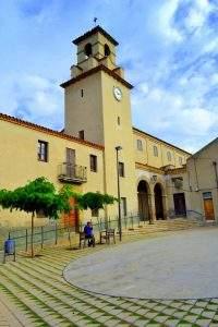 parroquia de sant bartomeu vallbona danoia
