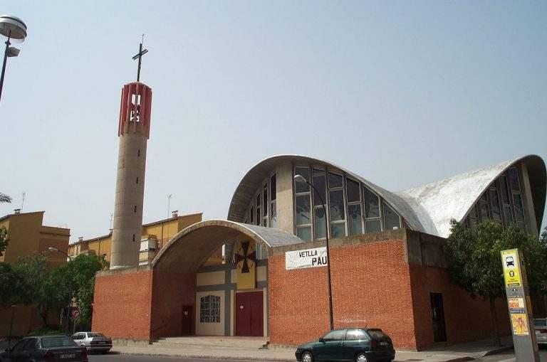 parroquia de sant bernat calbo reus