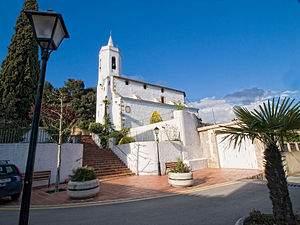 parroquia de sant cebria sant cebria de vallalta