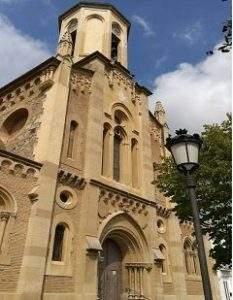 Parroquia de Sant Cebrià (Tiana)