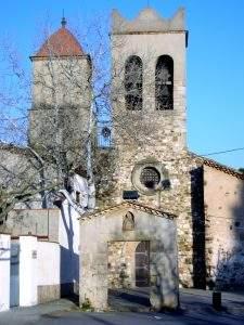Parroquia de Sant Cebrià (Valldoreix) (Sant Cugat del Vallès)