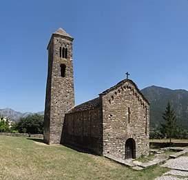 Parroquia de Sant Climent (Coll de Nargó)