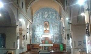 parroquia de sant climent sant climent de llobregat