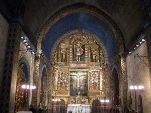 parroquia de sant cristofol beget