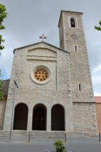 parroquia de sant cristofol begues