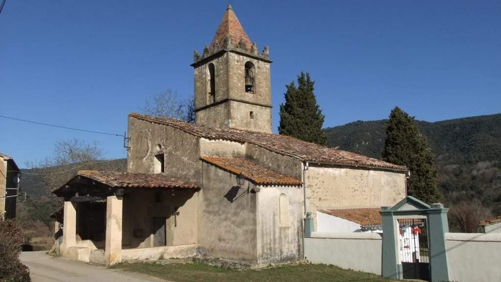 parroquia de sant cristofol cogolls