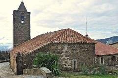 parroquia de sant cristofol fogars de montclus