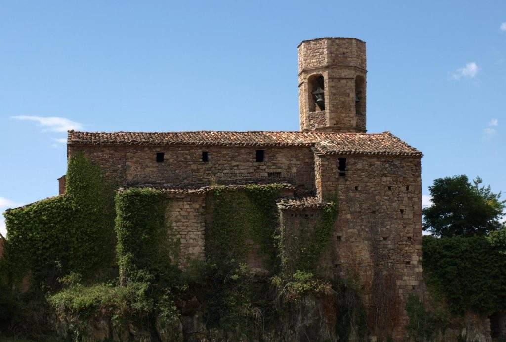 parroquia de sant cristofol peramea