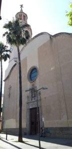 parroquia de sant cristofol premia de mar