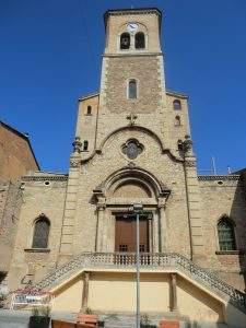 parroquia de sant cristofol suria