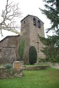 parroquia de sant cristofol tavertet