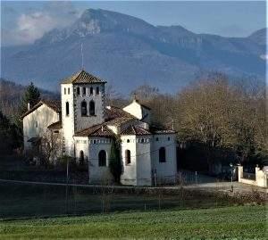 Parroquia de Sant Cristòfor les Fonts (Olot)