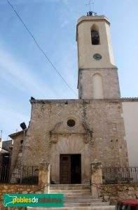parroquia de sant cugat sant cugat de les garrigues
