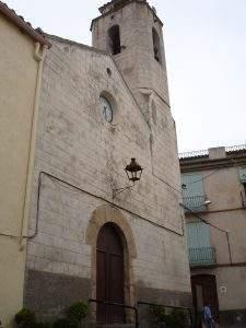 parroquia de sant domenec la serra dalmos