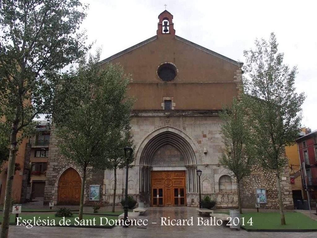 parroquia de sant domenec puigcerda