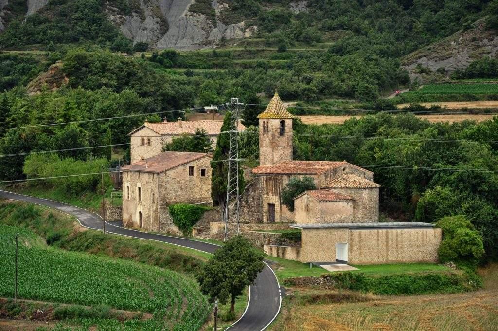 parroquia de sant esteve de munter muntanyola