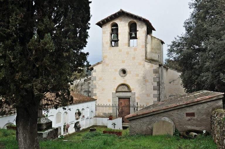 parroquia de sant esteve dolzinelles olzinelles