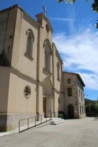 Parroquia de Sant Esteve d'Ordal (Subirats)