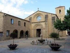 parroquia de sant esteve parets del valles