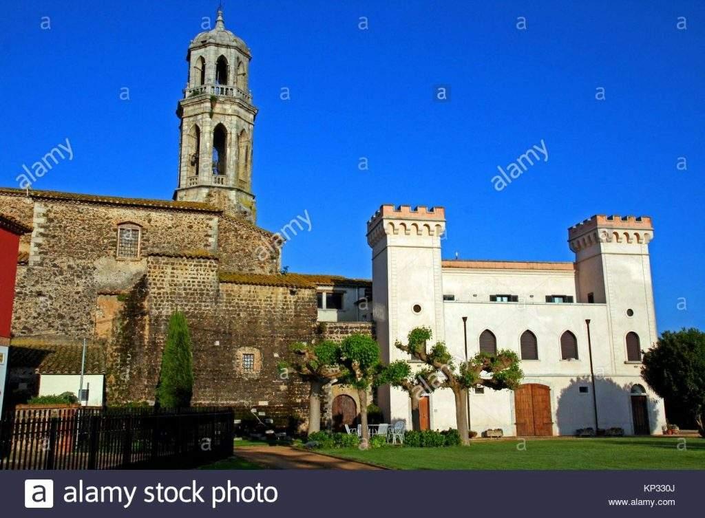 parroquia de sant esteve vilobi donyar