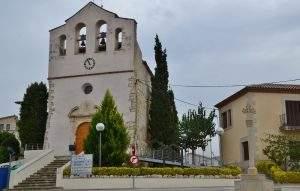 parroquia de sant fe santa fe del penedes