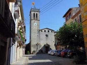 Parroquia de Sant Feliu de Pallerols (Sant Feliu de Pallerols)