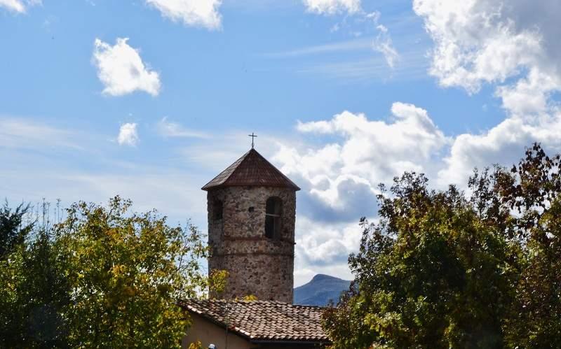 parroquia de sant feliu la pobleta de bellvei