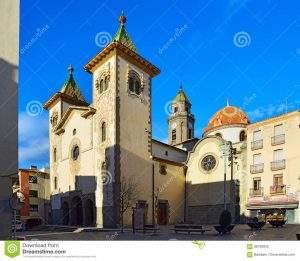 parroquia de sant feliu torello