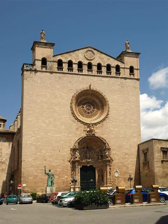 parroquia de sant francesc de paula palma de mallorca