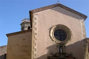 Parroquia de Sant Fruitós (Castellterçol)