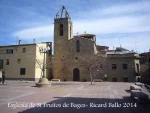 Parroquia de Sant Fruitós (Sant Fruitós de Bages)