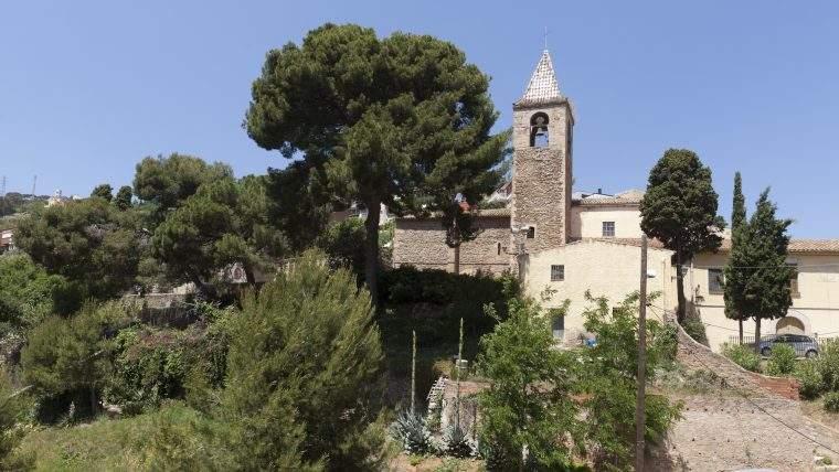 parroquia de sant genis dels agudells barcelona