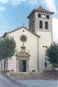 Parroquia de Sant Genís (L'Ametlla del Vallès)